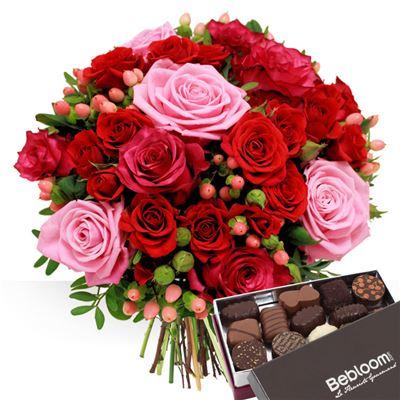 Saint Valentin Livraison De Fleurs Pour Les Valentins