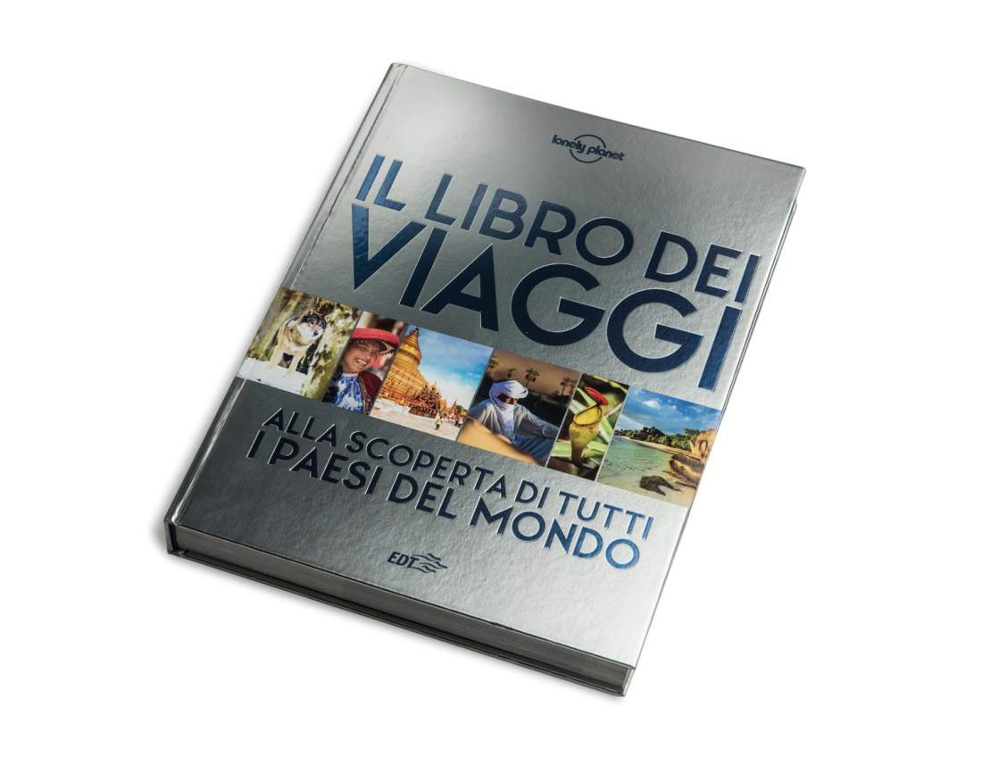 regali per chi ama viaggiare-guide lonely planet
