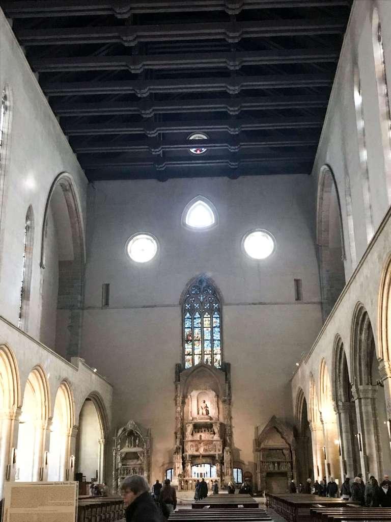 monastero di santa chiara a napoli 2