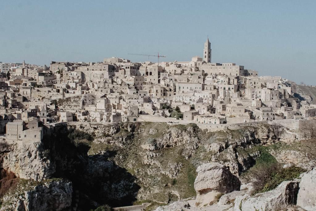 Parco archeologico storico-naturale delle Chiese rupestri del Materano 4