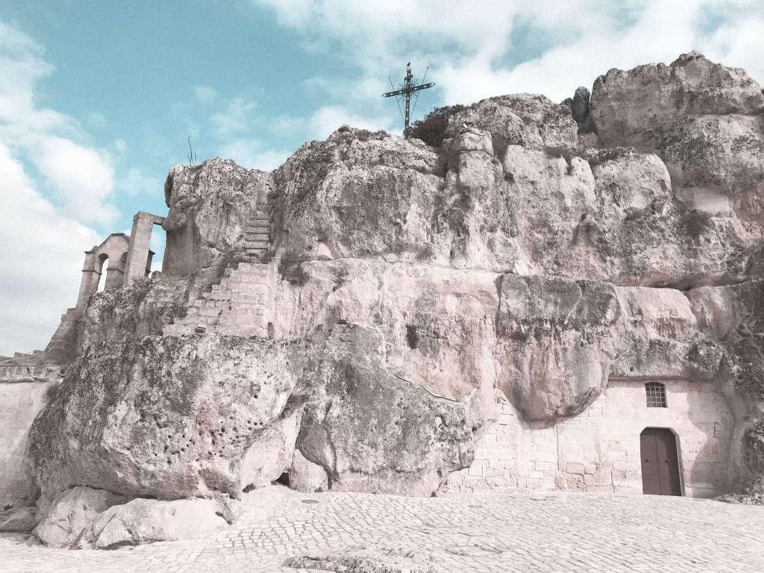 Chiesa di madonna dell'idris Matera