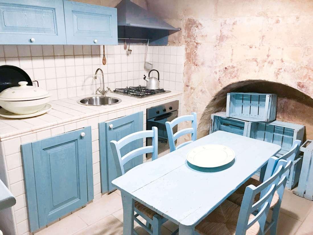 cucina casa del sole matera
