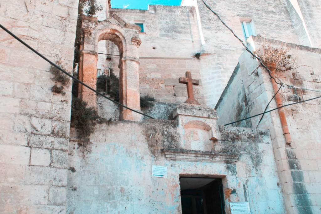 matera convento benedettino