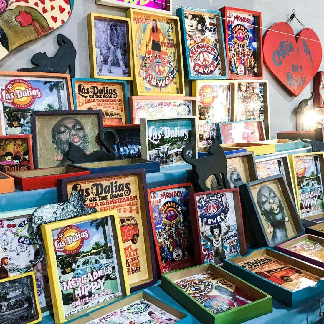 lasdalias-mercatini hippie-quadretti handmade