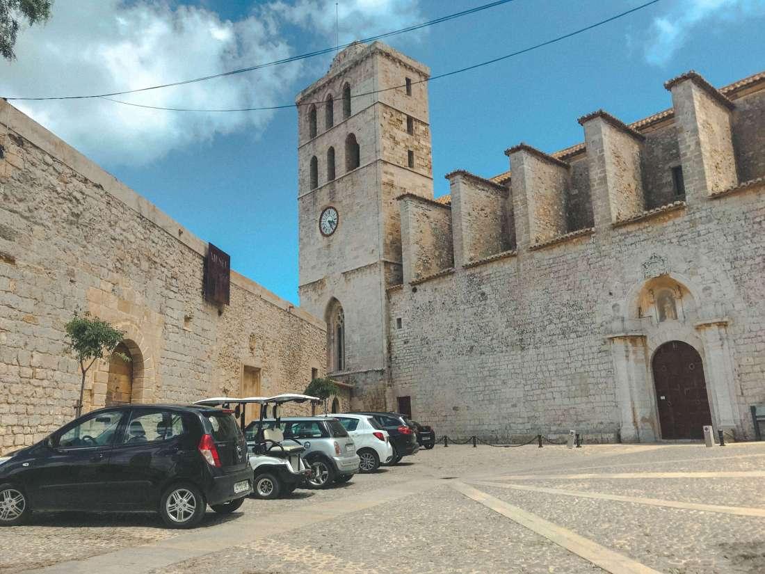 centro di ibiza-cattedrale