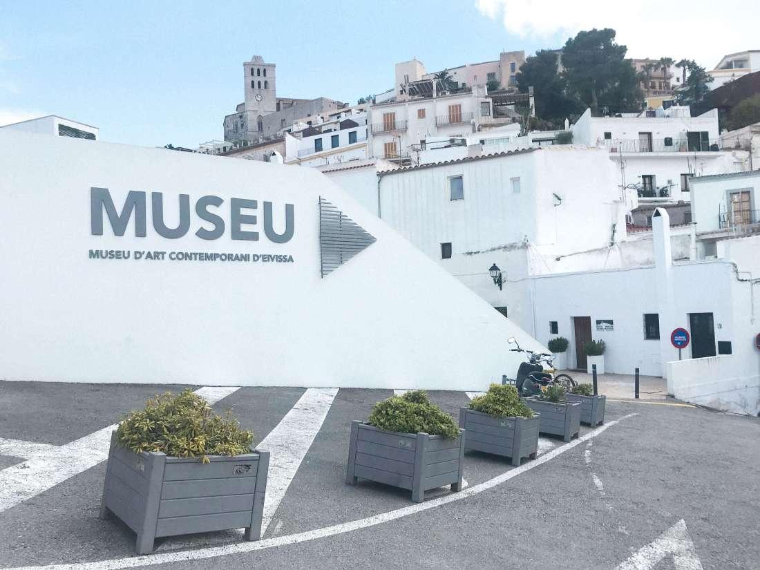 Ibiza center-museum of modern art