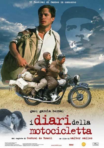 i diari della motocicletta film per chi ama viaggiare