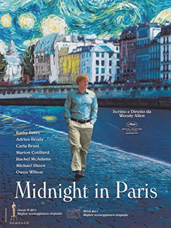 midnight in paris film per chi amai viaggiare