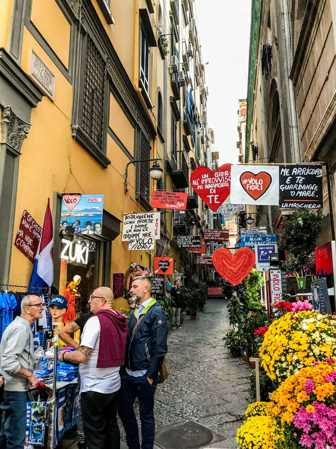 week end a napoli low cost-strada via roma