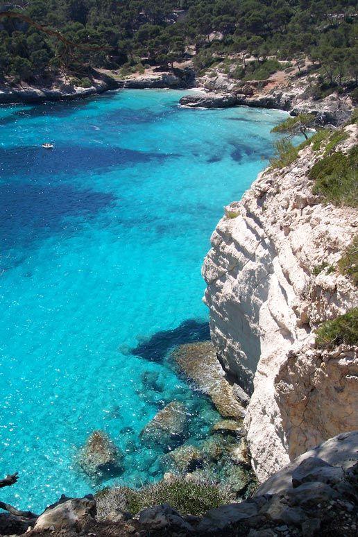 Cala galdana-le spiagge più belle di Minorca