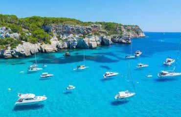 Cala macarella-le spiagge più belle di minorca