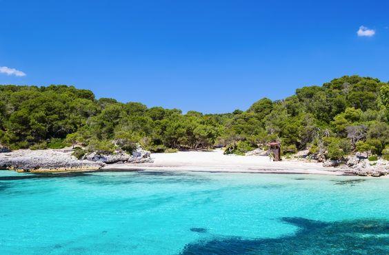 Cala tourqueda--le spiagge piu belle di Minorca