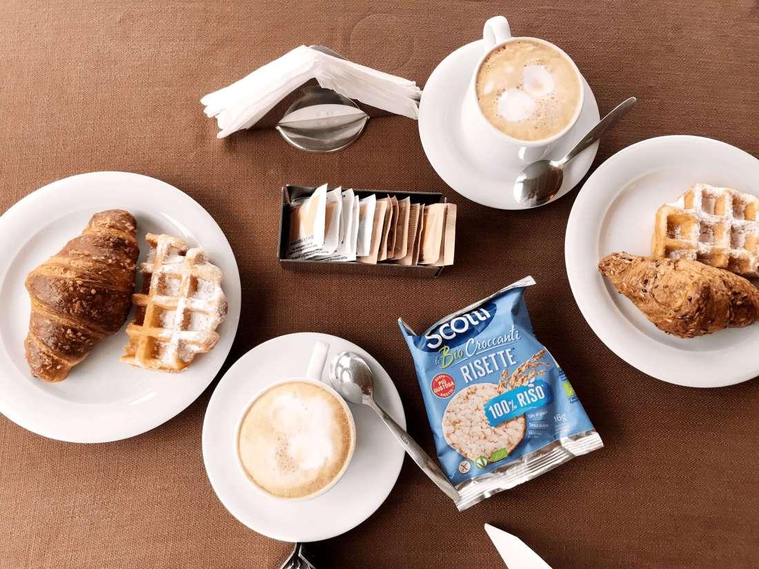 hotel astrid colazione