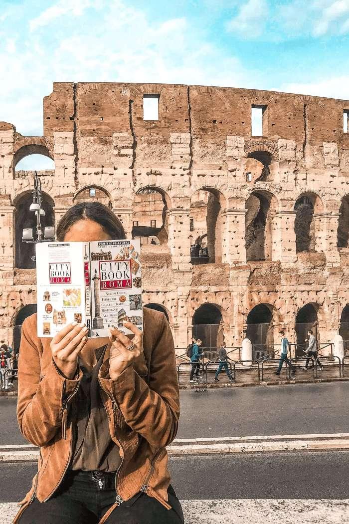 Roma in un giorno-sulle note di Carl Brave e Franco 126
