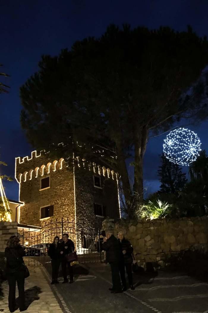 Mercatini di Natale al sud: Tenuta La Fortezza Torrecuso
