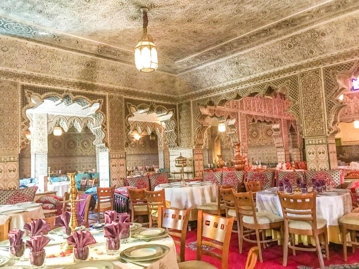 Marrakech-migliori ristoranti 2
