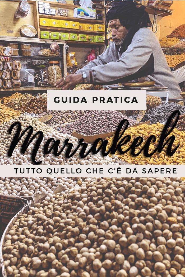 Marrakech: guida di viaggio