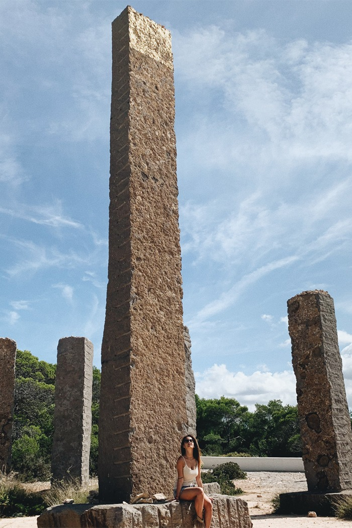 Lo Stonehenge di Ibiza