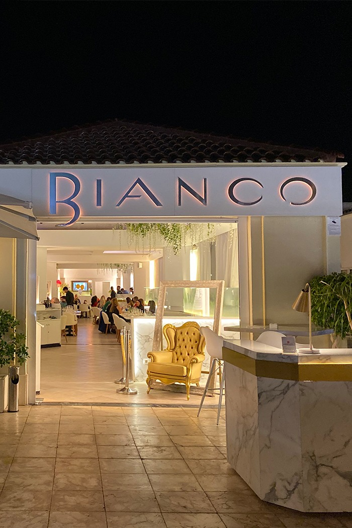 Bianco Restaurant: Chic Dinner in Tenerife