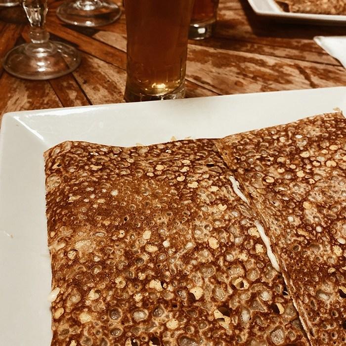 Crepe au Carrè: mangiare crepes a Marsiglia