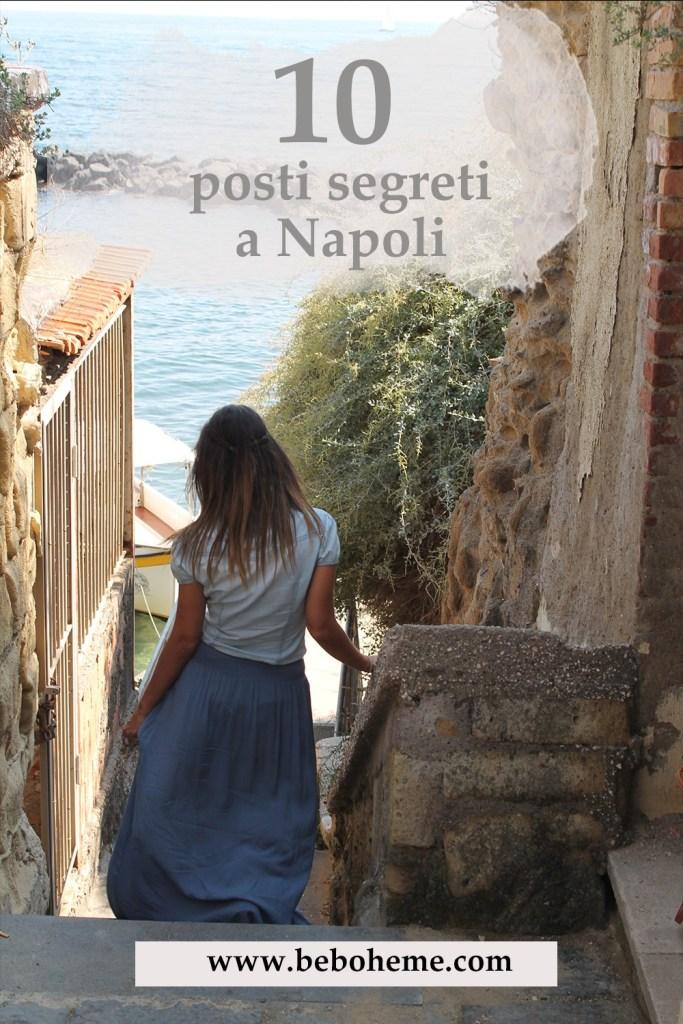 10 posti segreti di Napoli- la gaiola