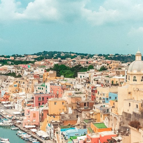 What to do in Procida Cover