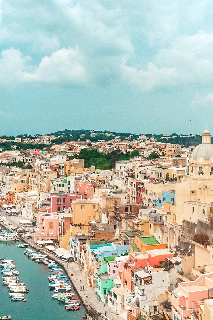 What to do in Procida