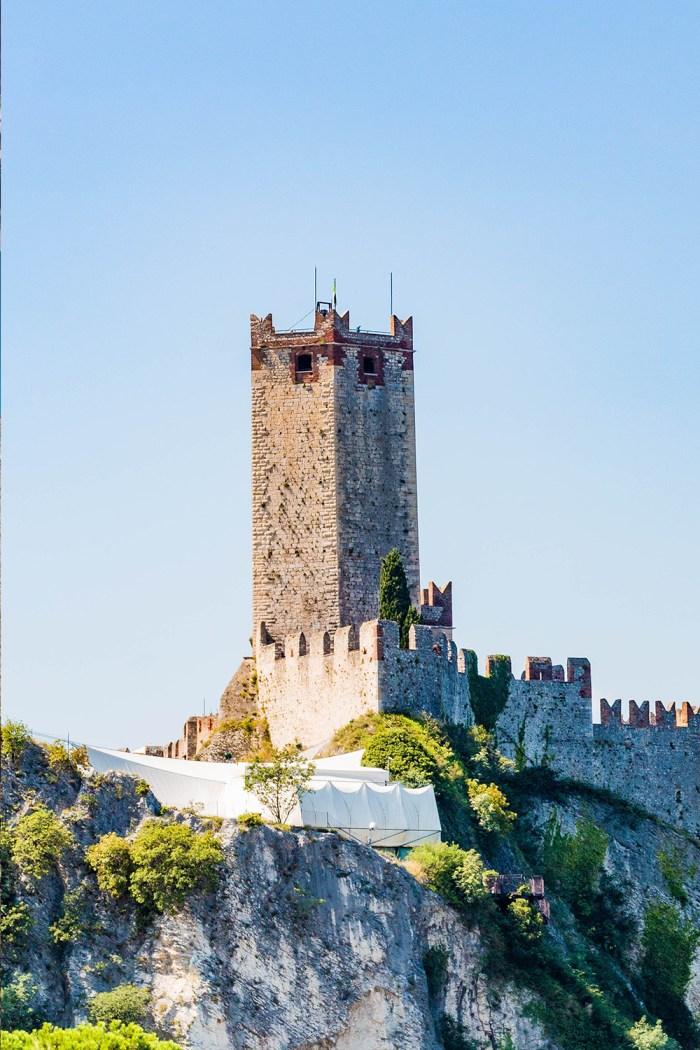 Dormire in un castello in Italia