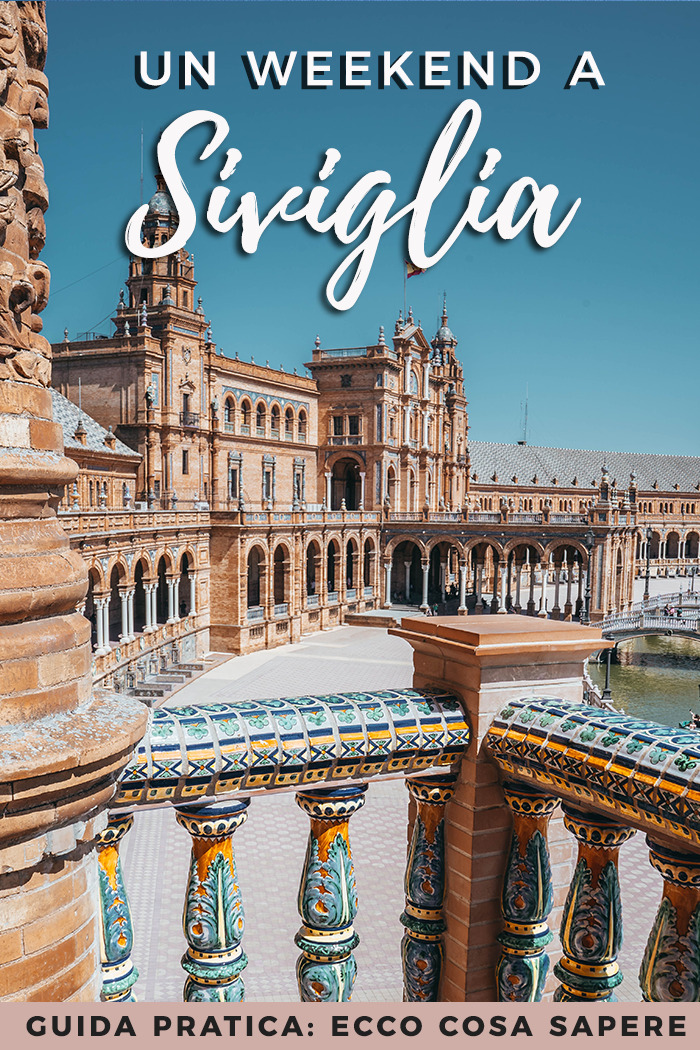 Seville: itinerary for a weekend