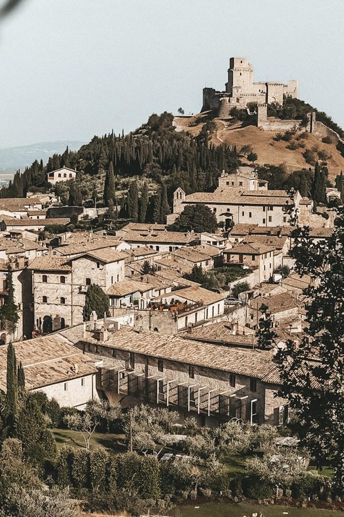 Assisi: hotel di lusso e romantici