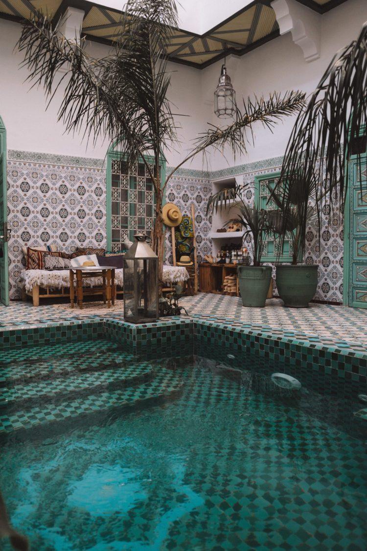 10 riad bellissimi a Marrakech