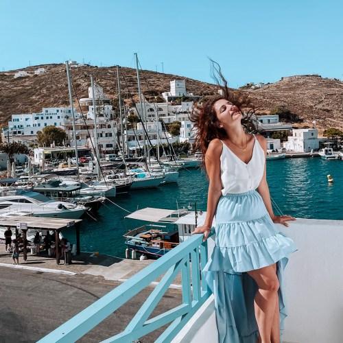 Viaggiare in Grecia nel 2021