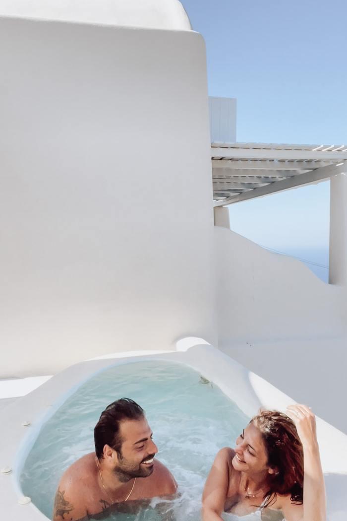 Dome Santorini Resort recensione