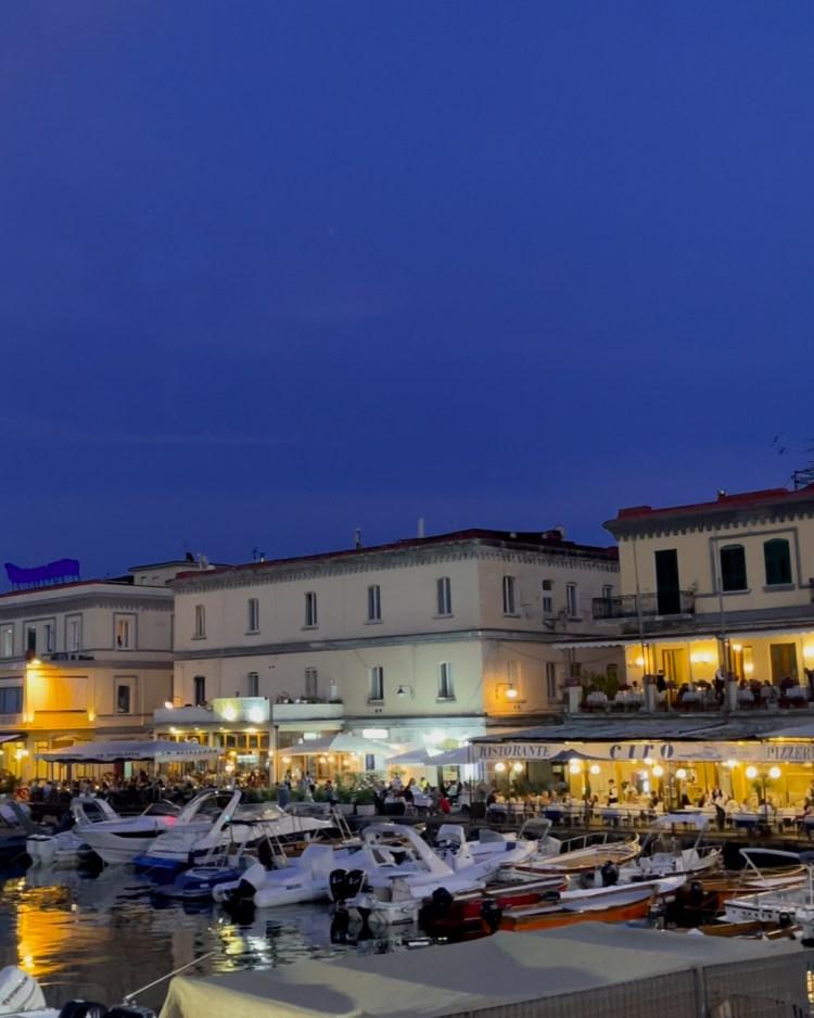 ristoranti romantici a Napoli e dintorni