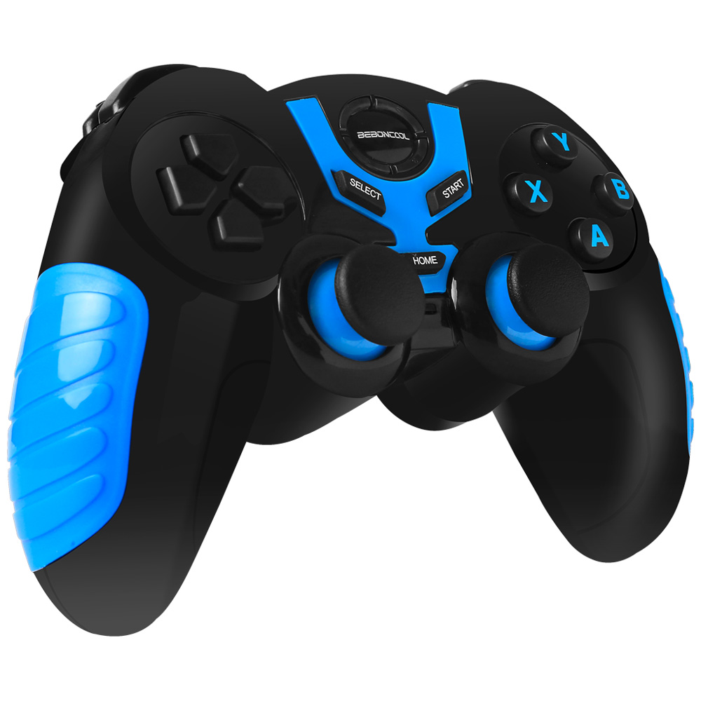 BEBONCOOL Wireless Bluetooth Gamepad With Clip For For