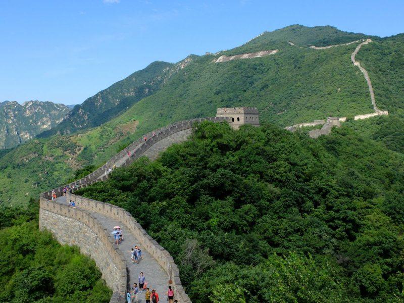 Pechino Xian e la Grande Muraglia cinese  by BeBorghi