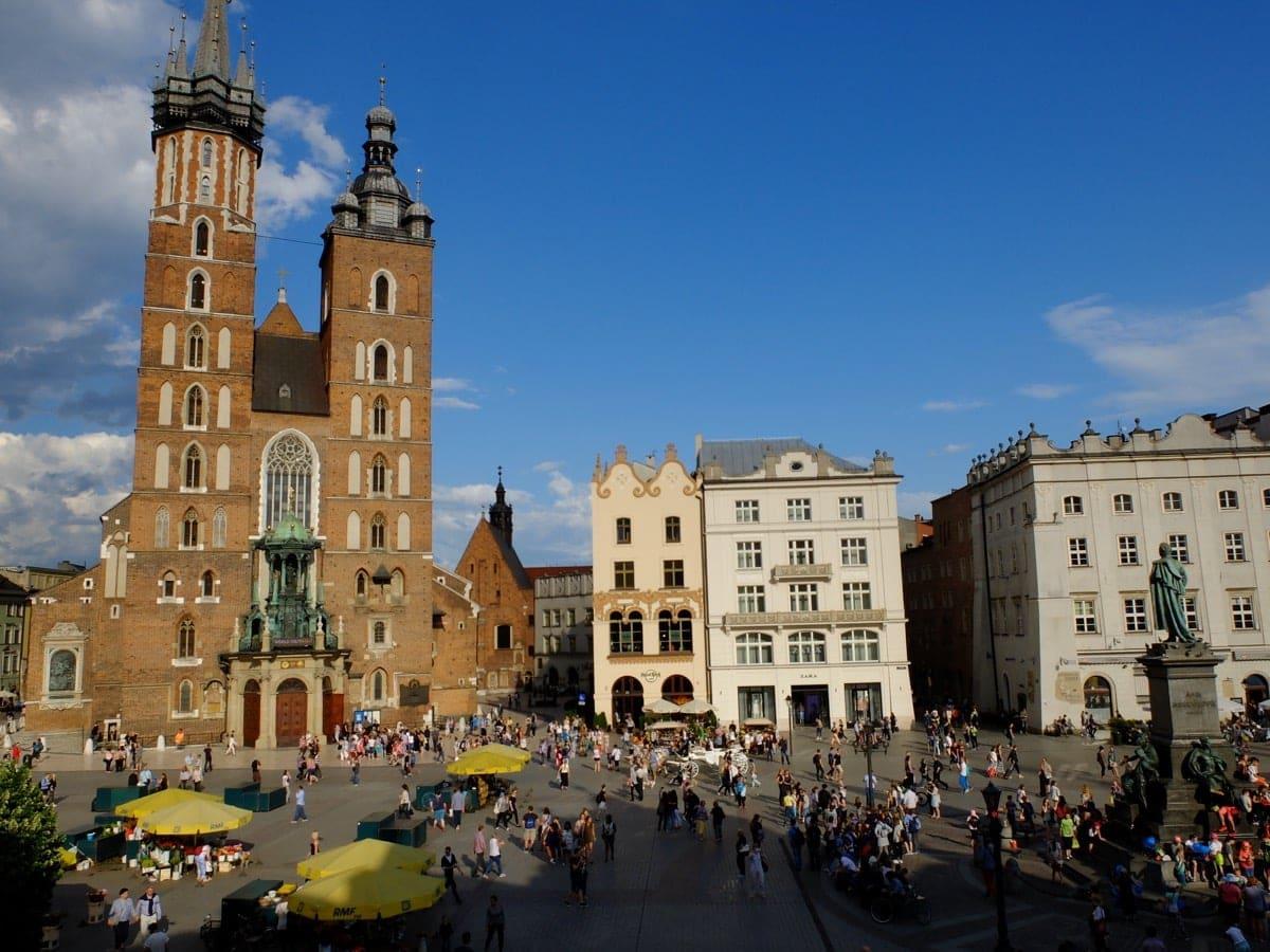 Cracovia lex capitale reale della Polonia  by BeBorghi