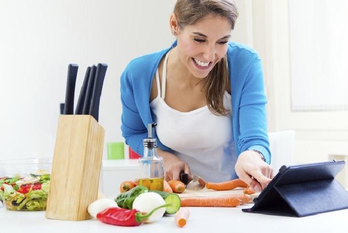 Curso Te gusta la Cocina Aprende a Cocinar de Manera Saludable  Becas Para Hispanos