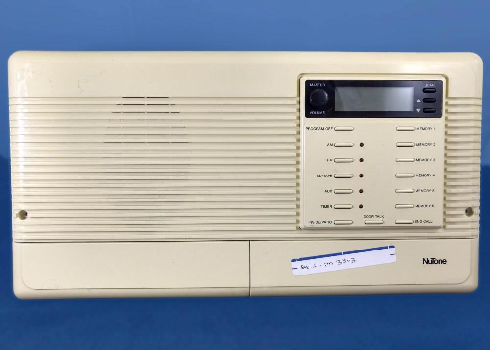medium resolution of nutone im 3303l intercom parts