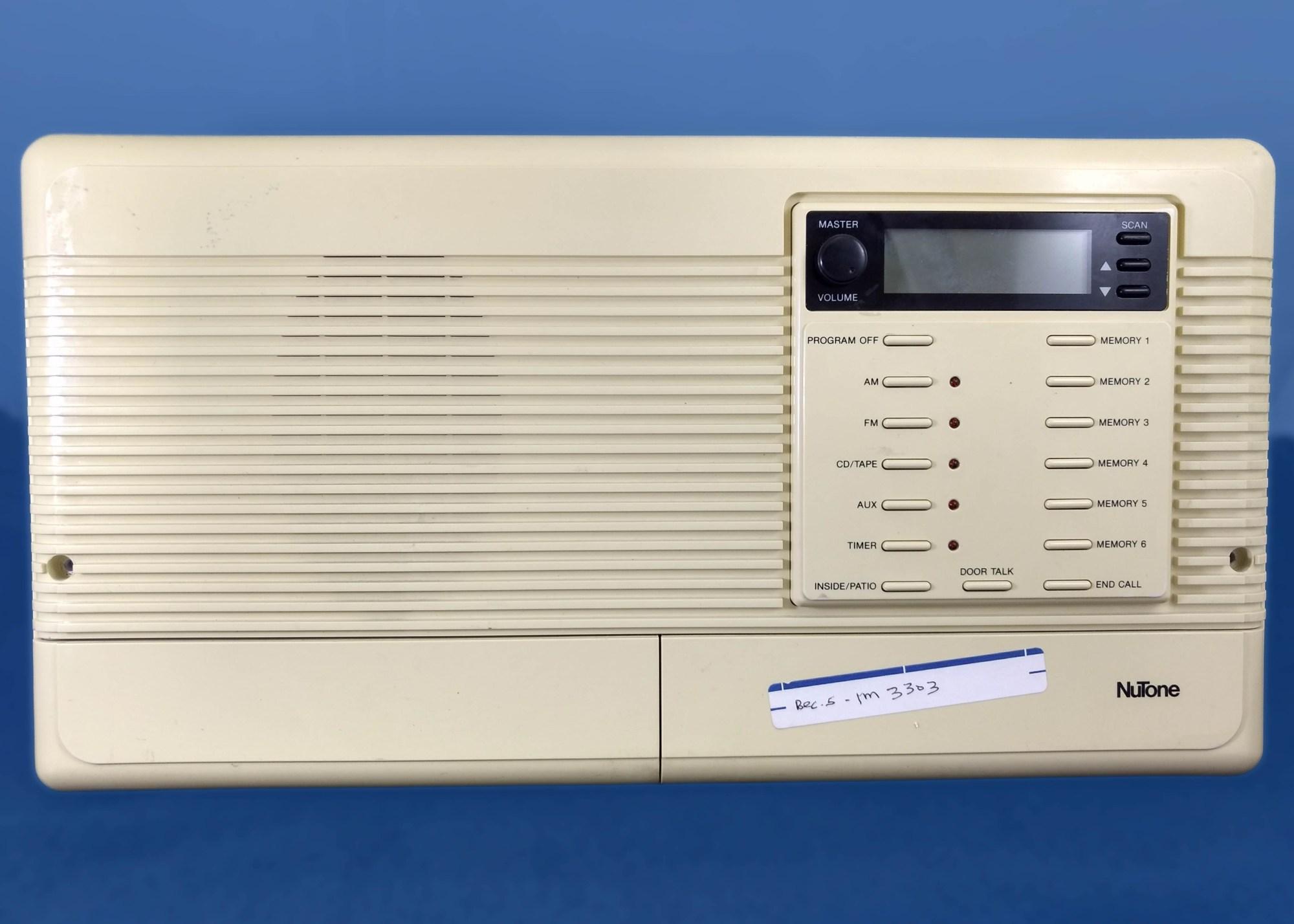 hight resolution of nutone im 3303l intercom parts