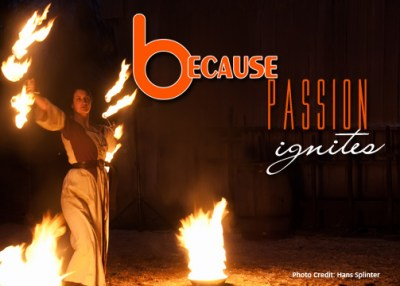 passion @ www.because.zone