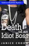 IDIOT BOSS Rockwell Blue for banner small