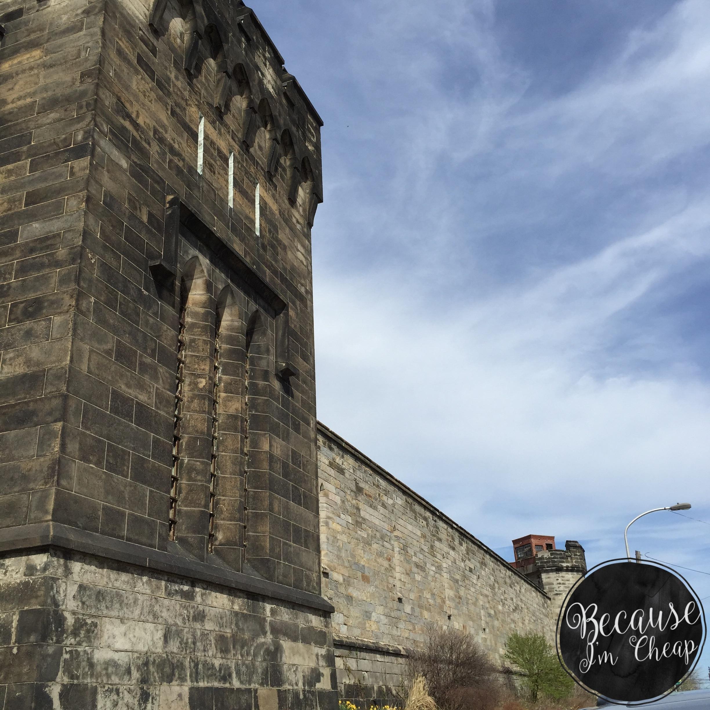 Eastern State Penitentiary ~ Philadelphia Pennsylvania