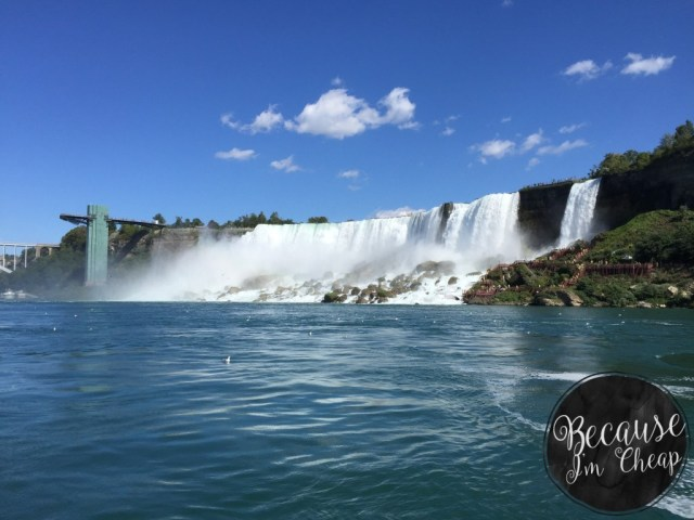 Niagara Falls on the American Side | Because... I'm Cheap