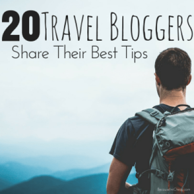 20 travel bloggers share their best travel tips