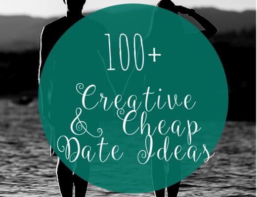 100 Creative And Cheap Date Ideas
