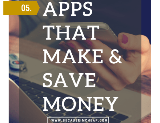 5 Apps That Make & Save Money