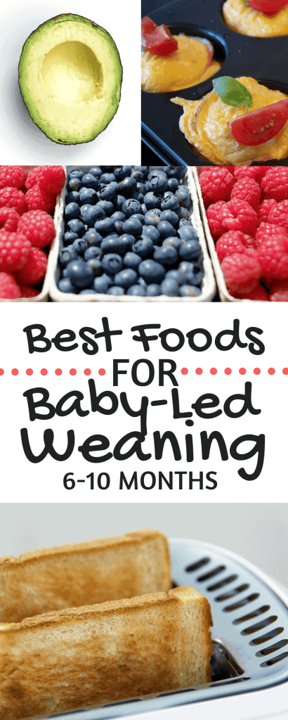 Best foods for baby led weaning because i said so baby best foods for baby led weaning tons of meal and food ideas for 6 forumfinder Gallery