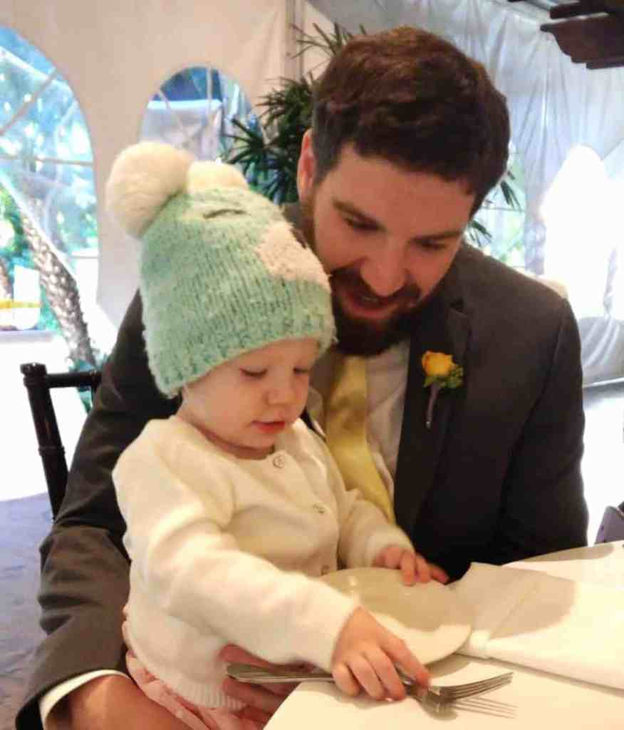 Top Tips for Taking a Toddler to a Wedding