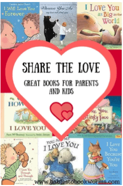 books to teach kids about love